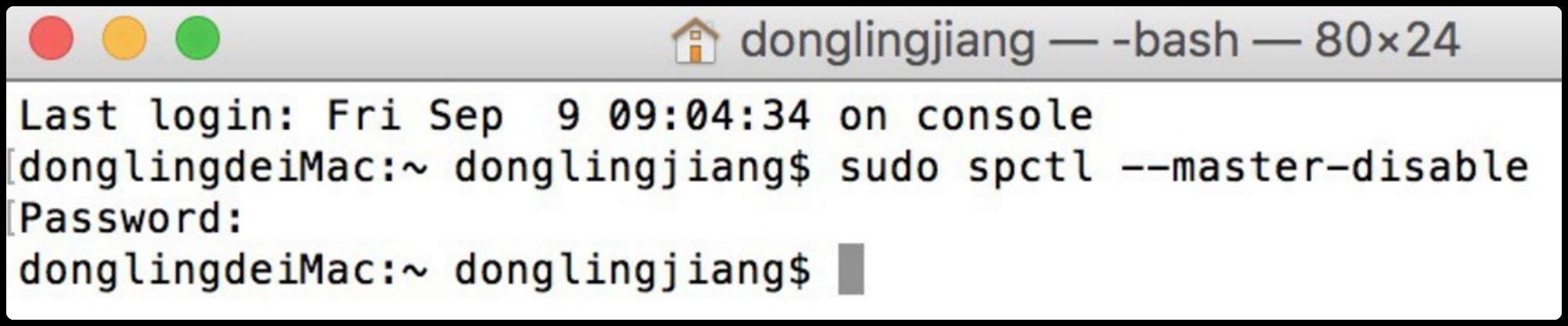 [安装]MAC系统安装软件提示错误的解决方法插图1