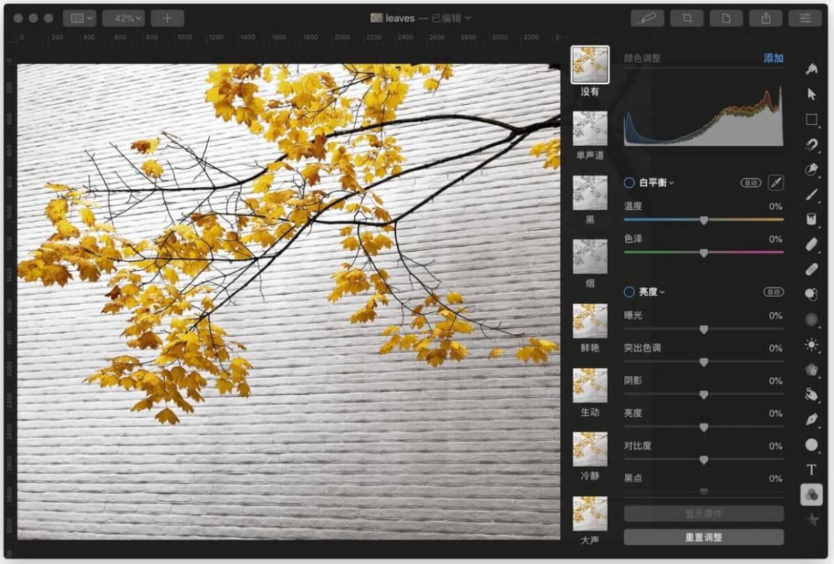[软件应用]Pixelmator Pro轻松搞定常见的图片处理需求插图9
