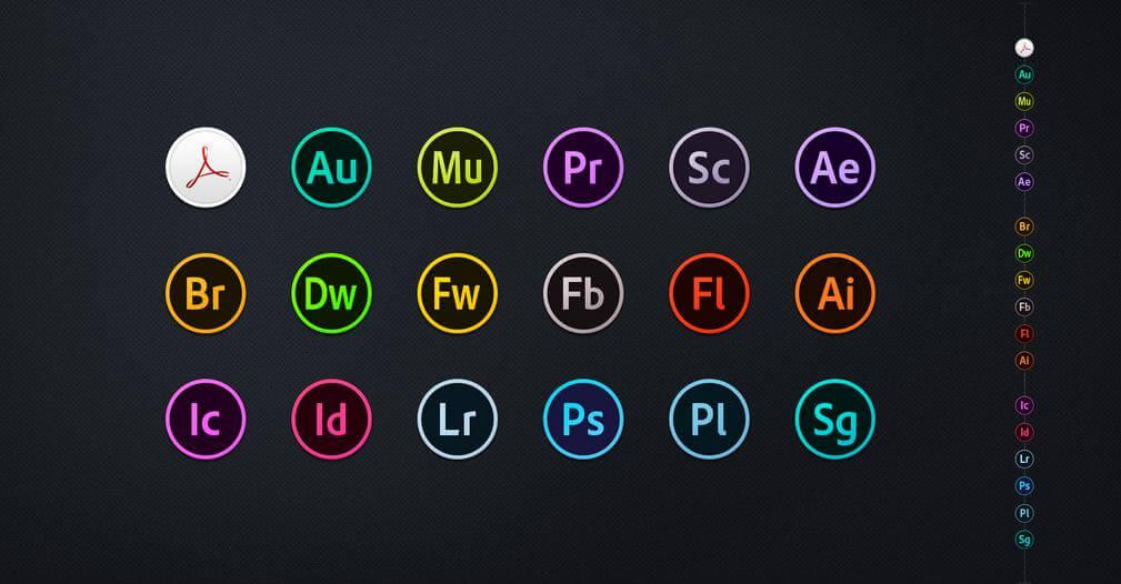 Adobe 2020 Mac大师完整合集版 中文/英文软件免费下载插图