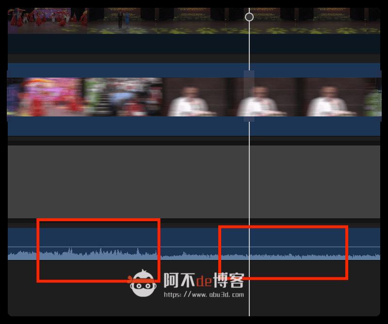 FCPX教程-剪辑过程中 让视频声音批量统一音量!一招搞定!插图